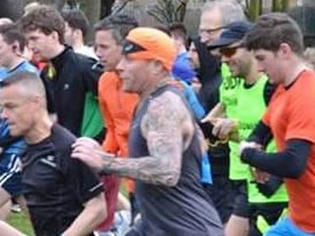 Final picture of tragic Keith Flint shows Prodigy star taking part in 5km run TWO days before death