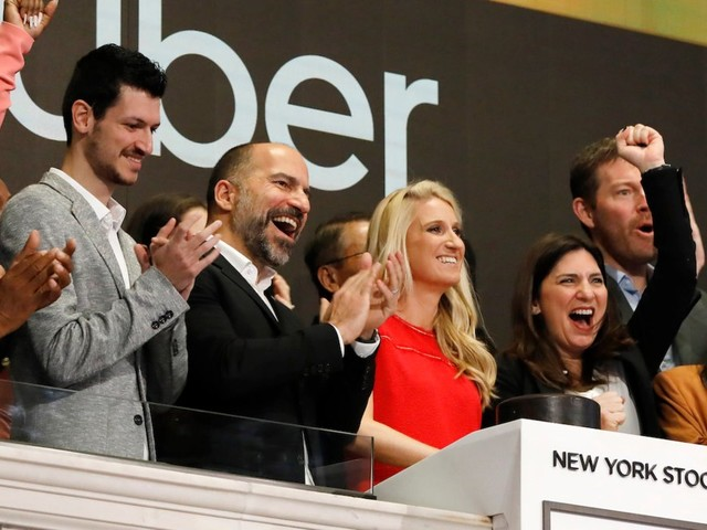 Uber is about to report its second-quarter performance. The ride-hailing giant likely lost $5 billion in 3 months. (UBER)