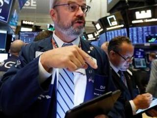 Technology companies drive a broad rally on Wall Street