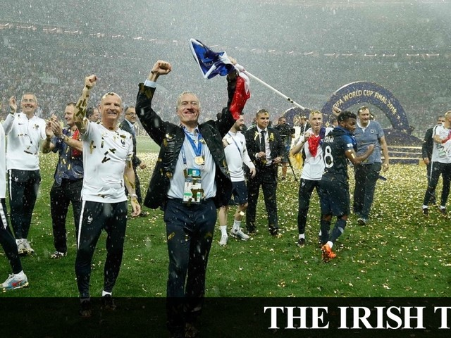 Time very much on France's side with Mbappé the jewel in their crown