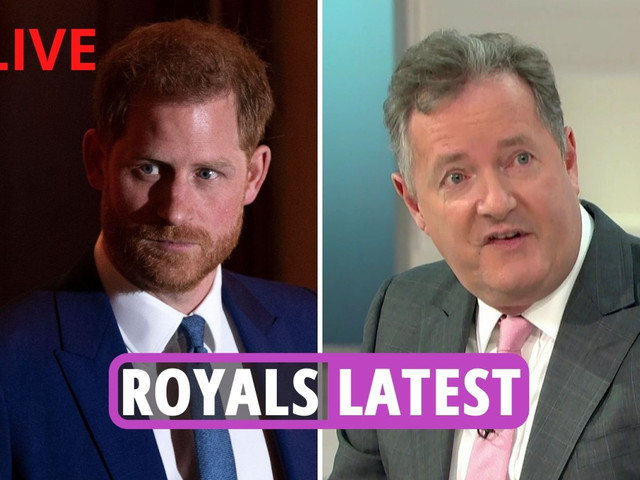Meghan Markle latest news – Prince Harry a 'greedy twerp' rants Piers Morgan as Duchess joins £29M four-book 'mega-deal'