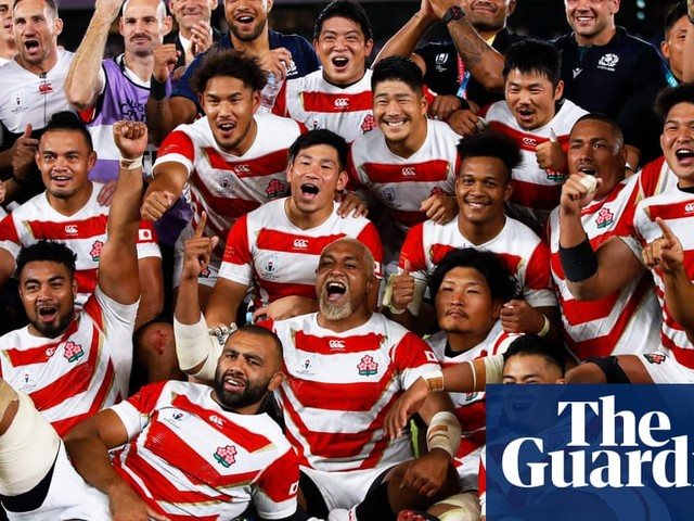 Japan show world their defiance and skill in face of typhoon destruction   Andy Bull