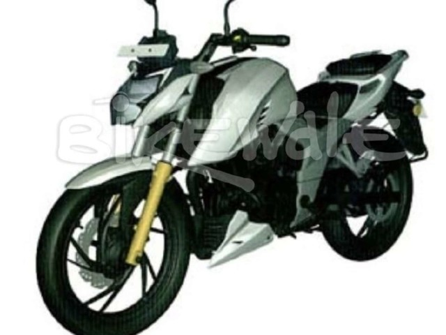 2020 TVS Apache 200 BS6 Spotted, Gets Updates!
