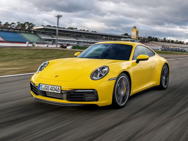 Review: 2019 Porsche 911 Carrera S review, track drive