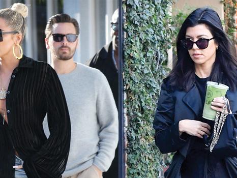 Why Khloe Kardashian Promoted Scott Disick's Talentless Line Despite His 'Ups & Downs' With Ex Kourtney