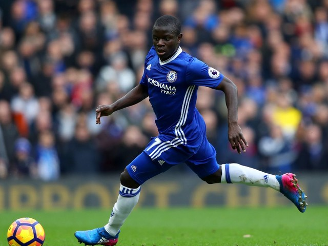 Chelsea boss Antonio Conte sees himself and much more in N'Golo Kanté