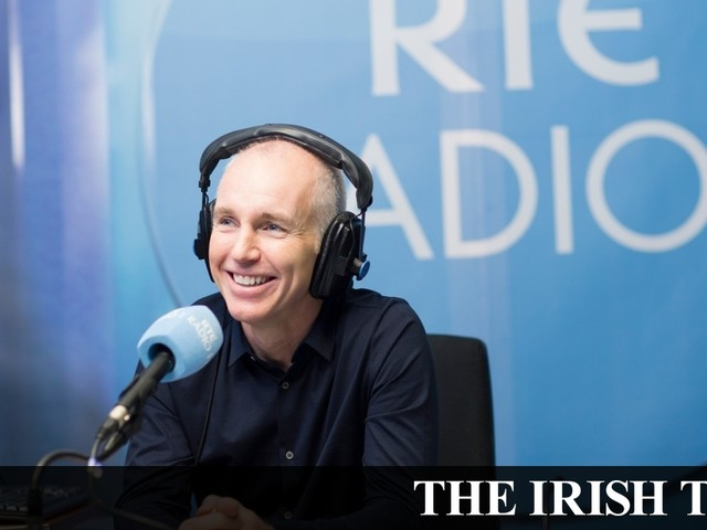 It's time for Ray D'Arcy to wake up from his Montrose torpor