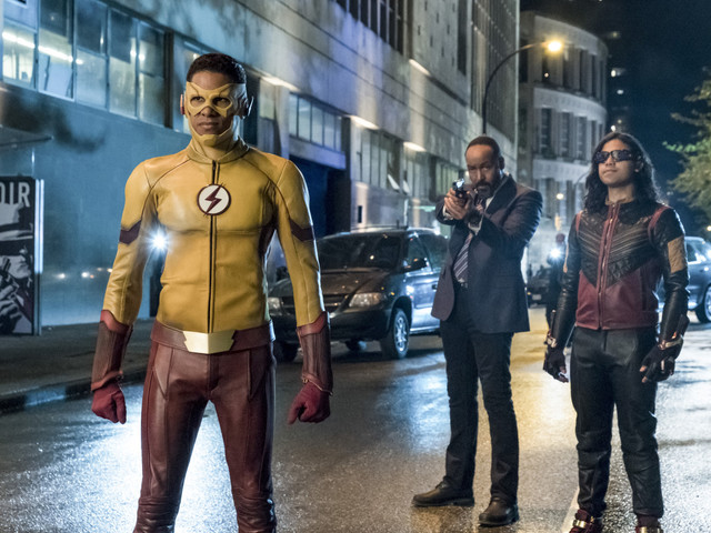 TV Talk: 'The Flash' Speeds Back With Season 4 Premiere