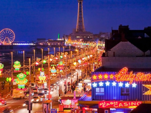 Blackpool Illuminations switch on 2019 - when it starts, who is performing and how to get tickets