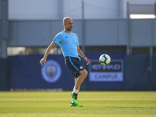 Pep Guardiola vows to never throw away domestic cups while Manchester City manager