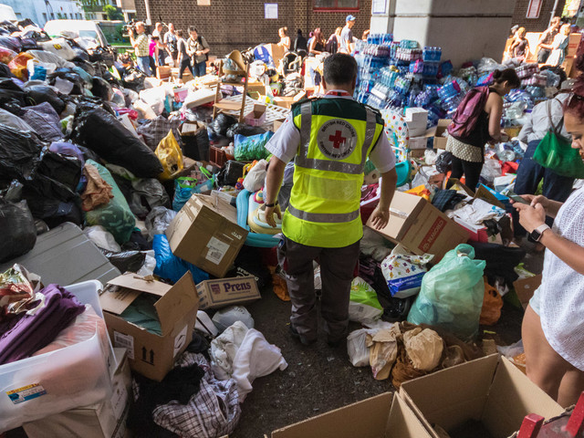 London Fire: More Acts Of Kindness Emerge After Grenfell Tower Tragedy