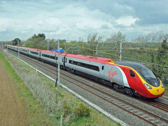 Half price train tickets with Virgin Trains next week