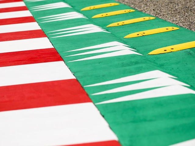 Kerbs at Austrian Grand Prix removed to prevent costly damage