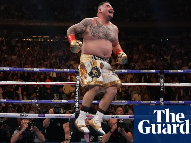 Boxing between countries: Andy Ruiz Jr rises above US-Mexico tensions