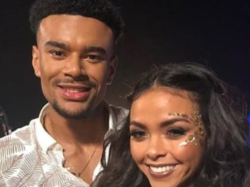 Wes Nelson fans BEG the star to hook up with Dancing On Ice co-star Vanessa Bauer
