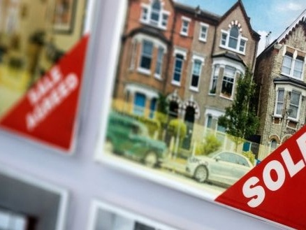 Has it peaked? What's going on in the property market