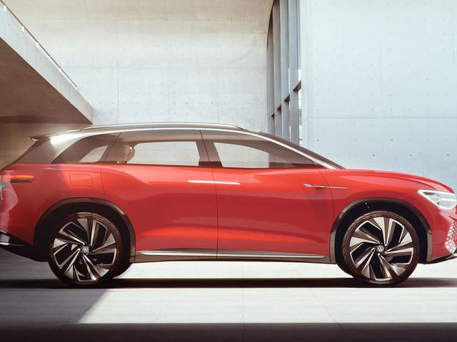 Volkswagen Roomzz concept previews 2021 Model X rival