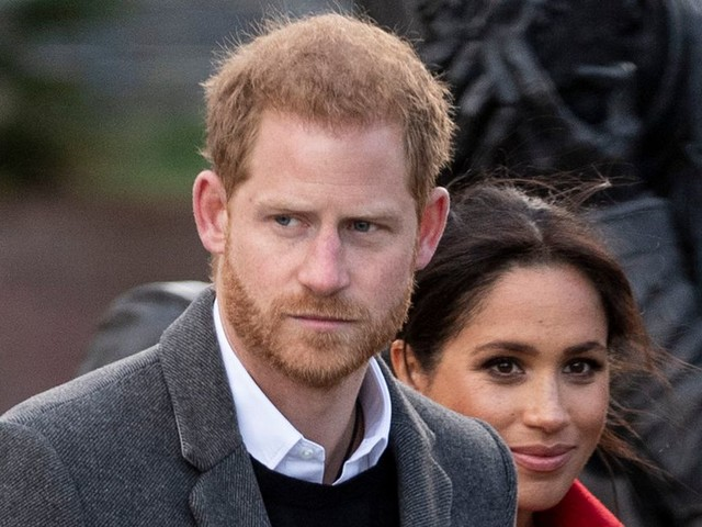 Prince Harry and Meghan Markle 'are paying back £2.4m Frogmore renovation'
