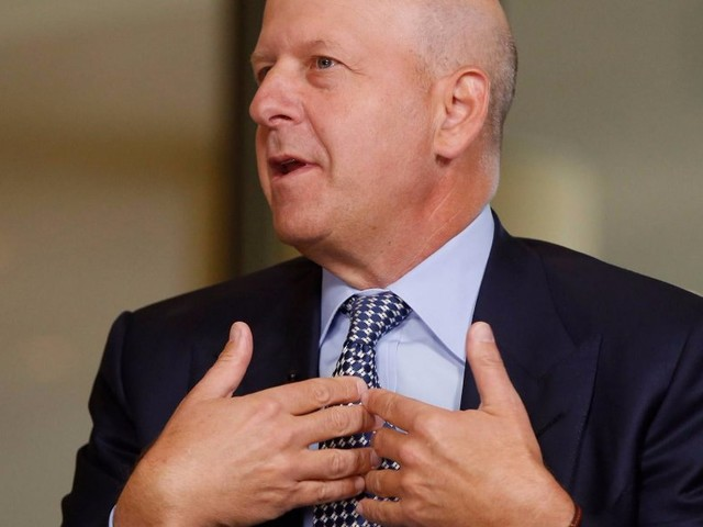 The president of Goldman Sachs says the perfect résumé won't get you the job — here's what will (GS)