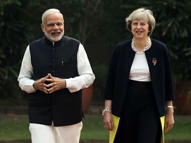 Britain and India: A bright future?