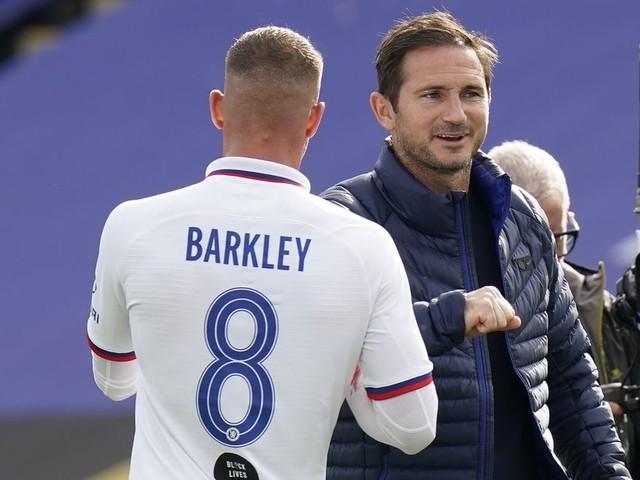 Lampard on super sub Barkley and injury updates to Pulisic, Christensen