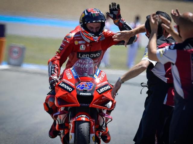 2021 Spanish MotoGP: Miller wins in Ducati 1-2 finish