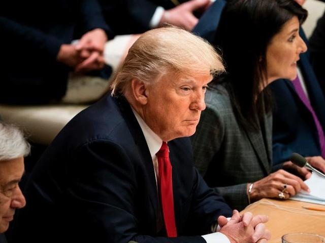 Trump's First U.N. Appearance Was a Clunker