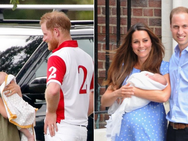 How Meghan Markle, Prince Harry, and Archie's first Christmas as a family will compare to Kate Middleton and Prince William's