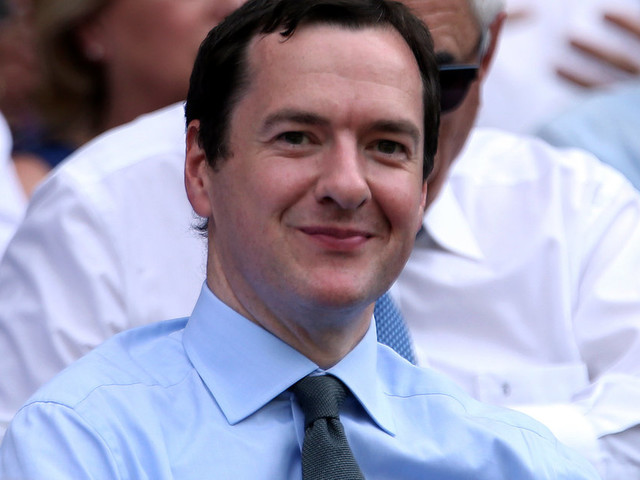 Ex-Chancellor George Osborne Has Just Landed His Ninth Job Since Leaving Government