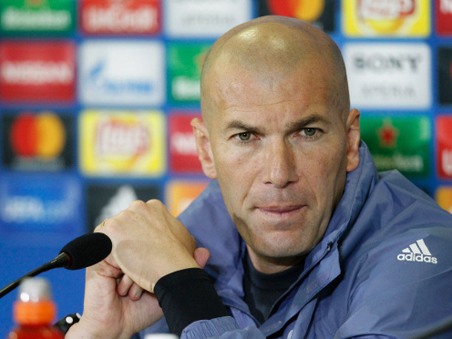 Zidane hoping to follow in Sacchi's footsteps
