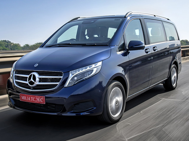 Review: 2019 Mercedes-Benz V 220d review, test drive