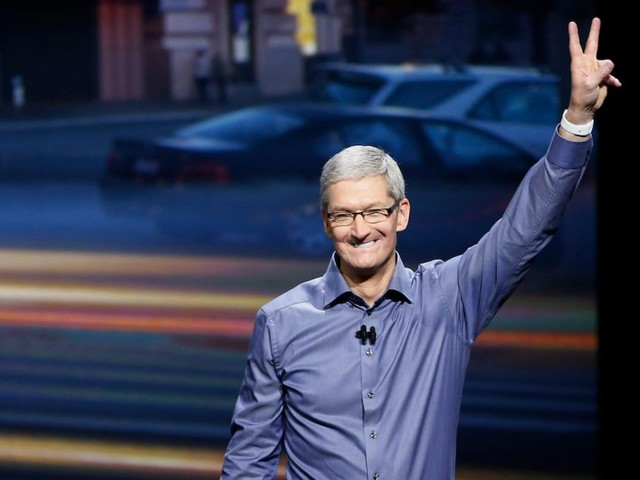 Apple's fastest-growing business isn't the iPhone —but that's still what investors care the most about (AAPL)