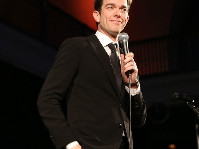 Surprise Couple John Mulaney and Olivia Munn Announce ... a Baby?