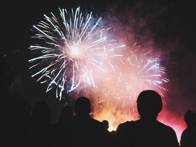 Bonfire Night 2017: Where To Watch The Fireworks In London