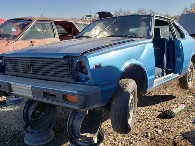 Junkyard Find: 1980 Datsun 310 Coupe