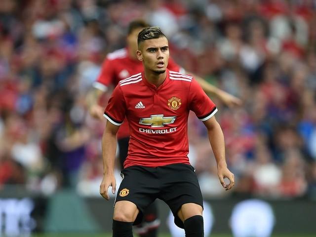 Manchester United player Andreas Pereira explains Valencia loan move
