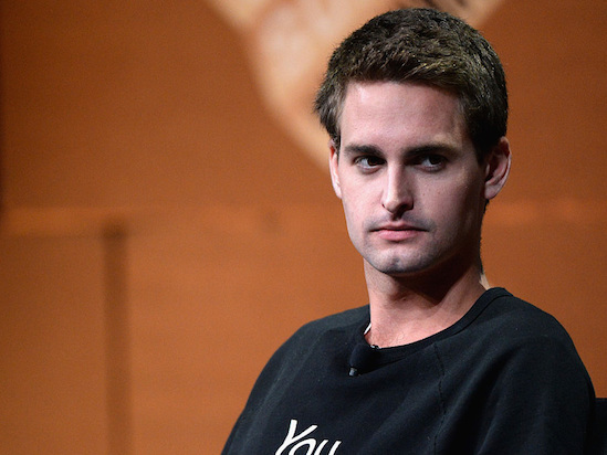 Snap CEO Evan Spiegel Calls for Reparations Commission, Higher Taxes to Combat Racial Injustice