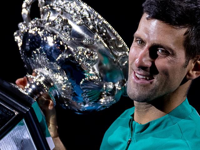 Novak Djokovic Wins Australian Open Final 2021