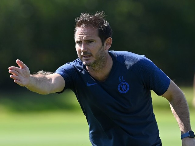 Lampard not putting pressure but definitely putting pressure on Chelsea to win