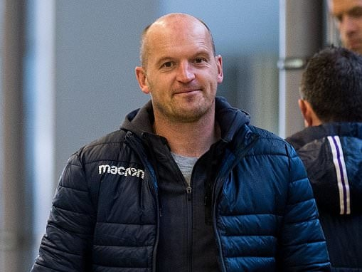 Gregor Townsend calls-up uncapped trio for Scotland's squad for autumn Tests