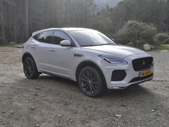 2018 Jaguar E-Pace First Drive – Athletic, Not Electric