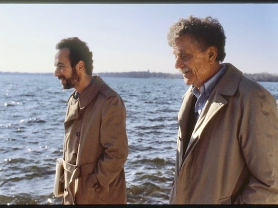 Kurt Vonnegut Describes What 'Scares the S–' Out of Him in Teaser for IFC Films' Doc 'Unstuck in Time' (Video)