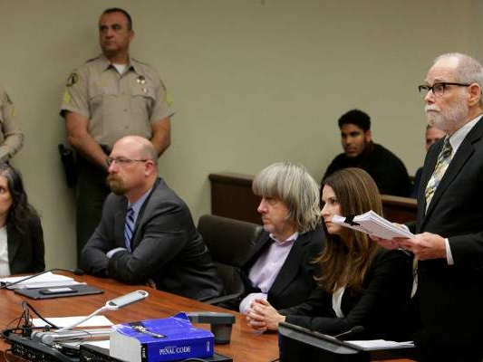 David Turpin Family and Children: The California Couple Who Held 13 Children Hostage and Tortured Them for Years