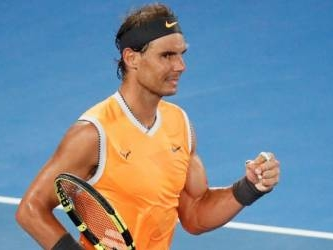 Nadal headlines Aussie Open Day 5 as Wozniacki faces Sharapova