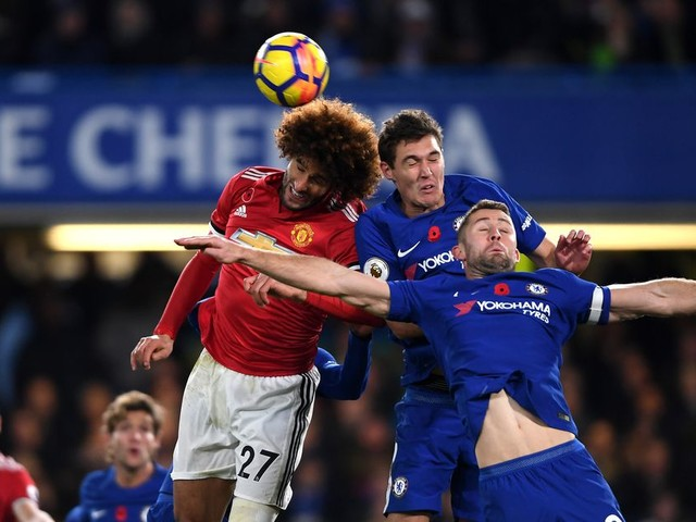 Andreas Christensen vs. Manchester United: Showing the 'amazing' form that pushed David Luiz out of the team?