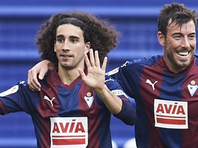 Barcelona sell Cucurella to Getafe just hours after re-signing him from Eibar