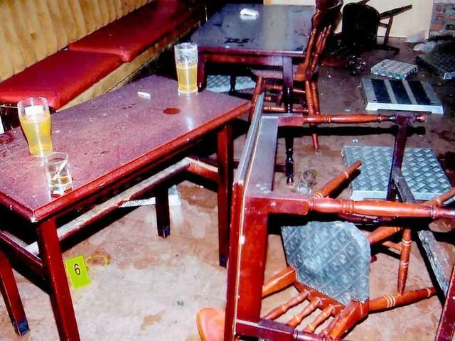 The wild-west shooting at Salford's Brass Handles pub that sent shockwaves through the underworld