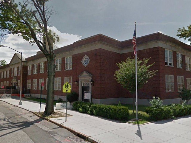 Peeping Tom records teacher using bathroom at Queens elementary