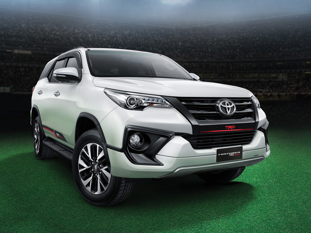 2017 Toyota Fortuner TRD Sportivo launched at Rs 31.01 lakh