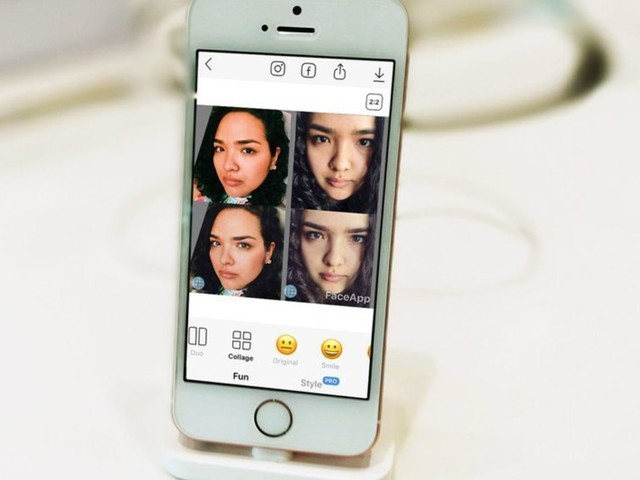 Wildly Popular FaceApp Adds (Then Almost Immediately Removes) Racist Filters